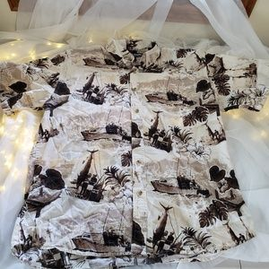 Reel legends fishing shirt